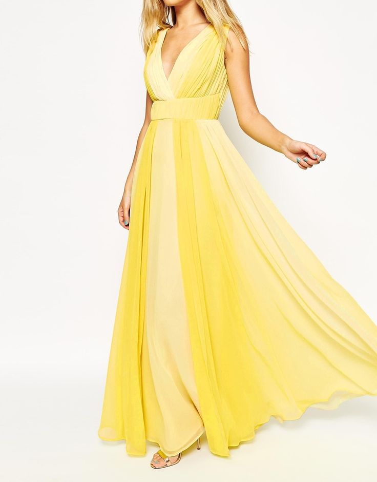 Best 25 yellow wedding dresses ideas on pinterest for Wedding dresses for invited guests