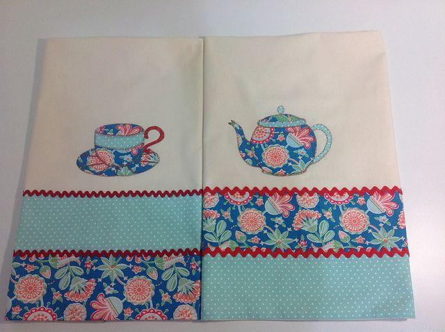 Pano de prato # tea towel | Flickr – Compartilhamento de fotos!