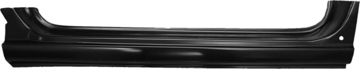 A1000 67-72 Chevy & GMC truck, Suburban, Blazer and Jimmy. Rocker Panel, (Drivers Side) LH.   Fits 67-72 Chevy & GMC truck, Suburban, Blazer and Jimmy. Replace that rusty rocker panel with this quality replacement from Southern Kentucky Classics. Our original fit reproduction Chevy & GMC truck sheet metal parts are manufactured with quality material for the finest fit.