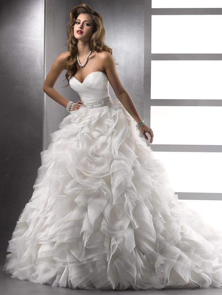 32 besten Vokuhila Brautkleider Bilder auf Pinterest   Abendkleider ...