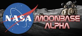 Moonbase Alpha is an online game developed by NASA to be played on the Steam online gaming platform . Moonbase Alpha  is a game in which pl...