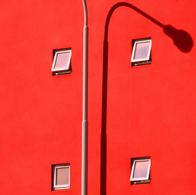 Red Wall   STYLEBOP