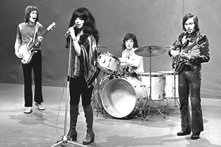 1969: Shocking Blue in Amsterdam