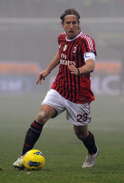 Massimo Ambrosini - Cesena, AC Milan, Vicenza, Italy.