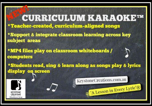 DETAILS: http://keystonecreations.com.au DOWNLOADABLE: https://www.teacherspayteachers.com/Store/Keystone-Creations-Educational-Songs