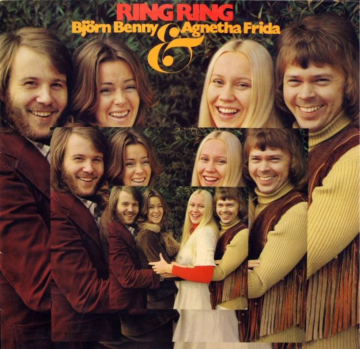1er album  RING RING