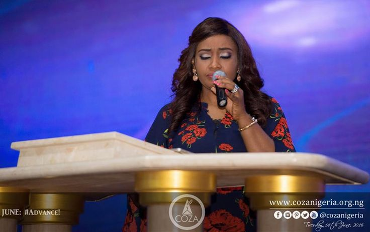 ♫You are here, moving in our midst...We worship You(2x). Way maker! Miracle worker! Promise keeper! Light in the darkness!...That's who You are.♫ #PastorModele #Avalanche #Advance #AllThingsNew