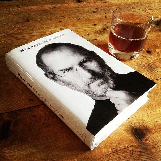 Steve Jobs, by Walter Isaacson | 37 Books Every Creative Person Needs To Read