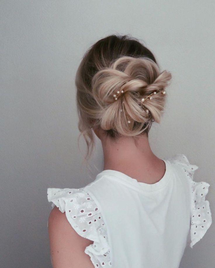 Diy Elegant Updos: 20+ DIY Easy Elegant Updo Hairstyles You Can Actually Do