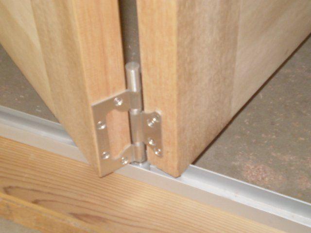 Exceptional Bi Fold Door Bottom Track Sliding Mirror Door Bottom