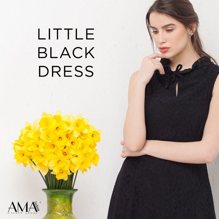 Rochii negre elegante sau casual - modele pentru orice stil sau silueta Little black dress