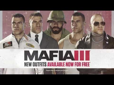 [Video] MAFIA 3 New DLC Gameplay Trailer Outfits and Weapons #Playstation4 #PS4 #Sony #videogames #playstation #gamer #games #gaming