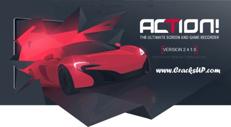 Mirillis Action! 2.4.1 Crack Patch & License Key Download