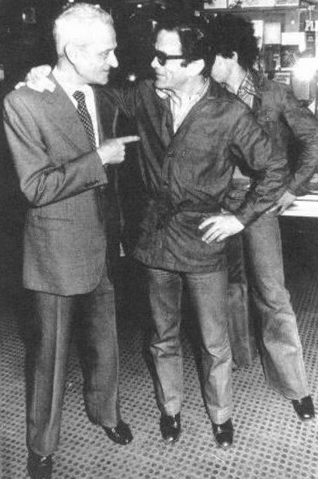 Giorgio Caproni e Pier Paolo Pasolini