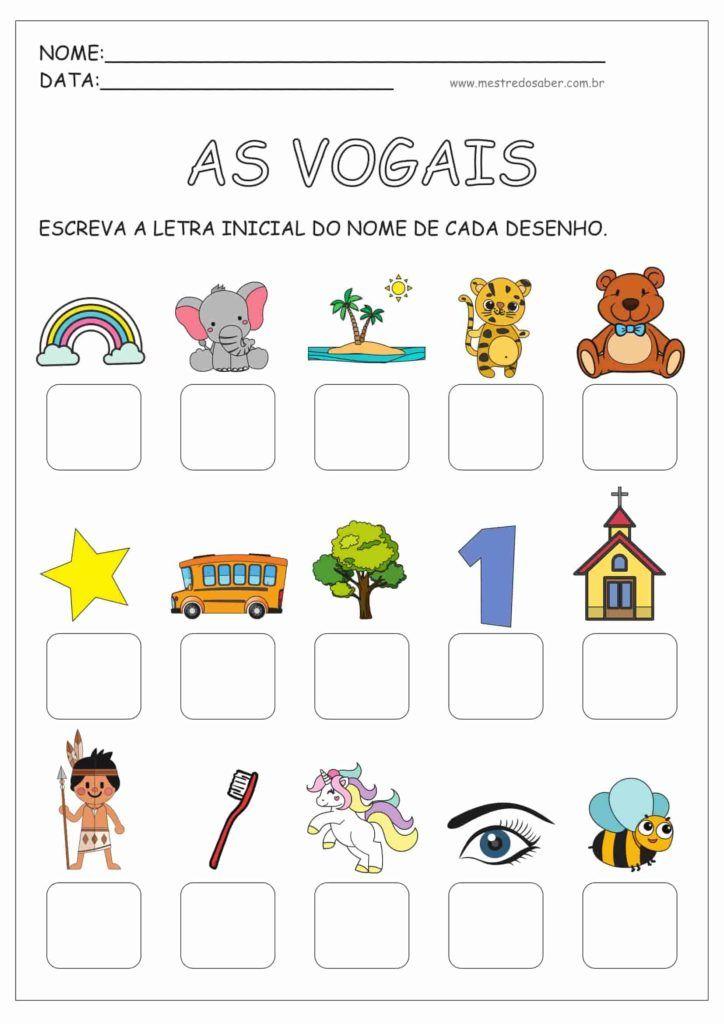 Atividades Para Educacao Infantil Educacao Infantil Atividades
