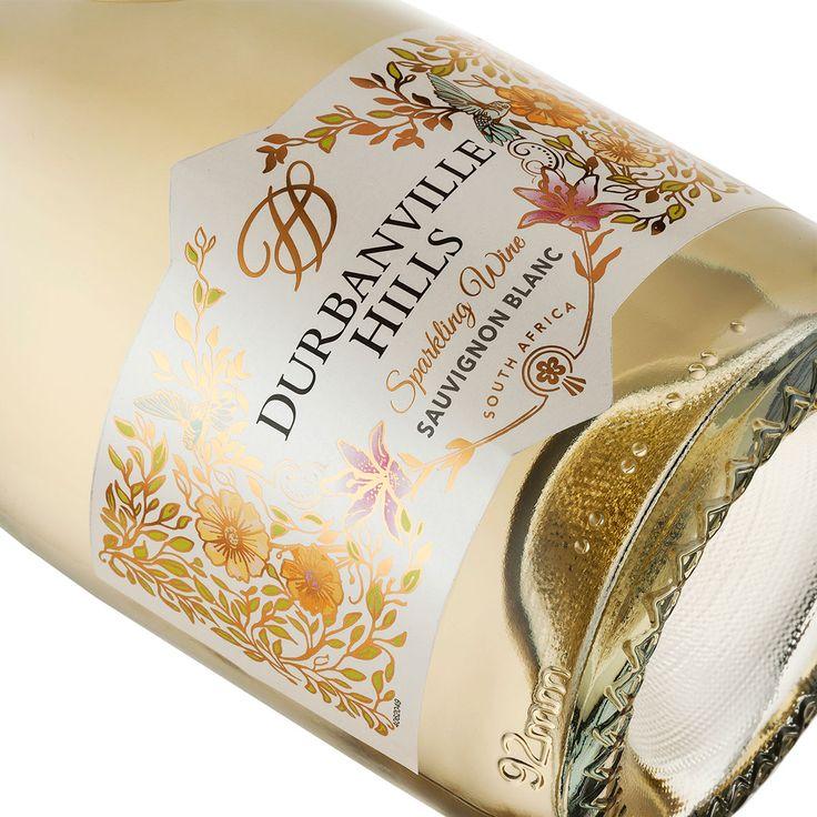 Durbanville Hills Sparkling wine | Bravo Design