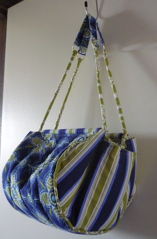 The Stable Bag - fabulous to use - a challenge to make!