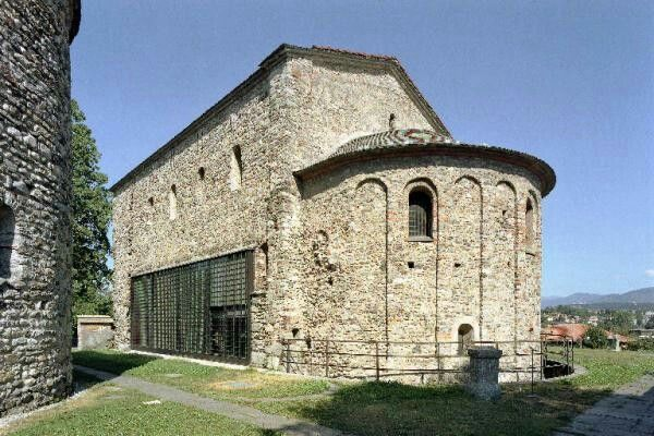 Basilica di S. Vincenzo - Annoni