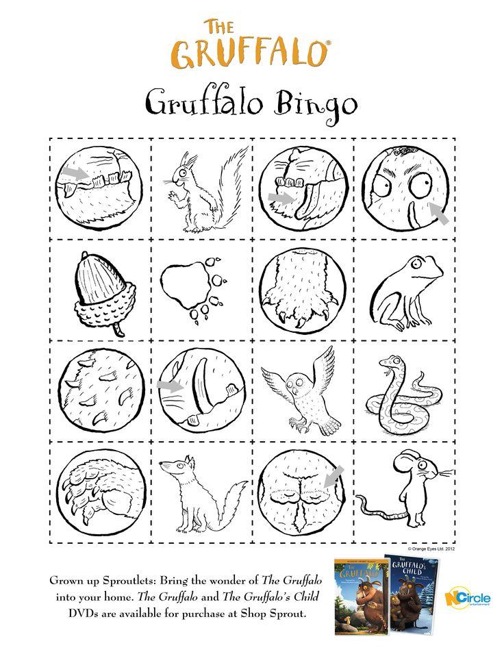gruffalo - Google 搜尋