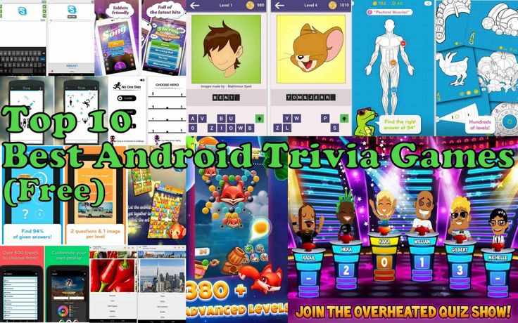 Top 10 Best Free Android Trivia Quiz Games - http://appinformers.com/top-10-best-free-android-trivia-quiz-games/391/