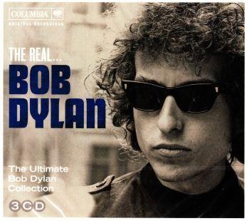 Výběrové album zpěváka Bob Dylan - The Real... na 3 cd