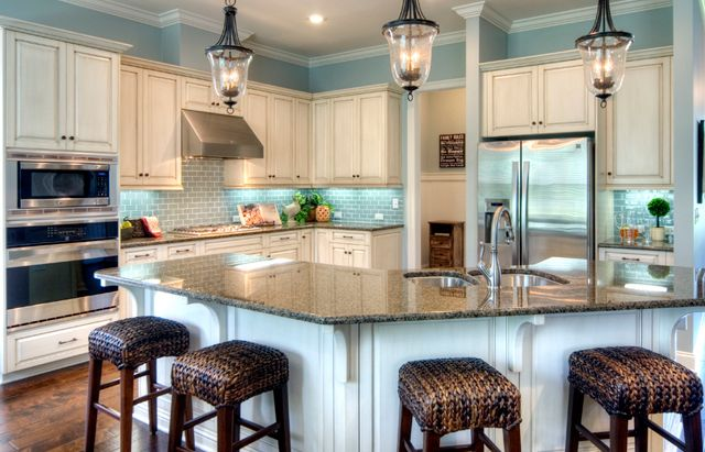 Southern Living Custom Builder : Randy Wise Homes, Inc.