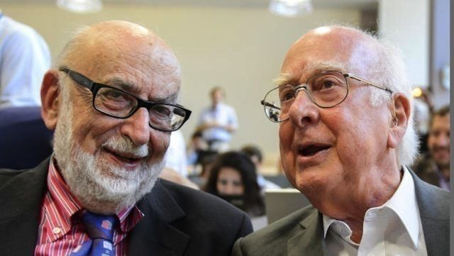 The 2013 Nobel Prize in Physics has been awarded to Francois Englert and Peter Higgs, for their work on the theory of the Higgs Boson a.k.a the elementary particle thought to explain why some other particles have mass.