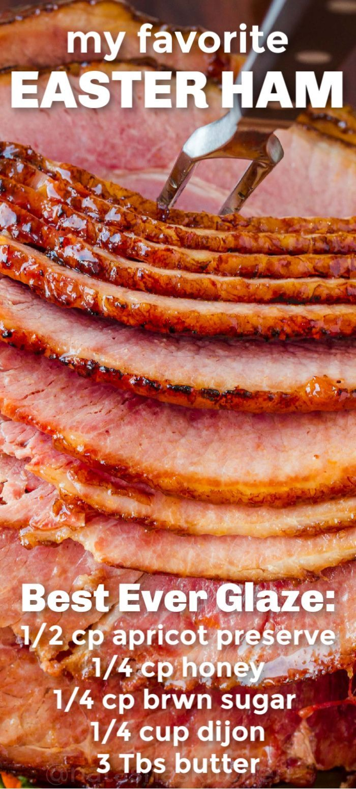 Best Ham For Christmas 2020 Our go to glazed ham recipe for Easter and all of the major