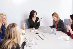 """""""My hope in writing Lean In: Women, Work, and the Will to Lead was to change the conversation from what women can't do to what we can,"""" says Sheryl Sandberg, Chief Operating Officer of Facebook."""