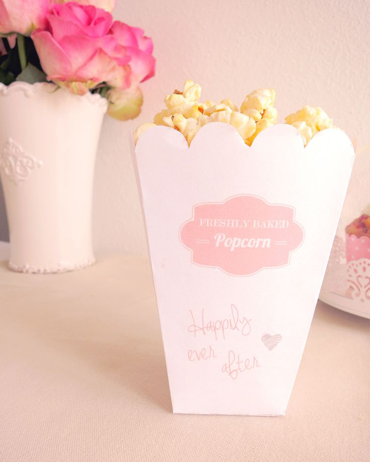 7 besten popcornt ten selber basteln bilder auf pinterest anleitungen basteln anleitung und. Black Bedroom Furniture Sets. Home Design Ideas