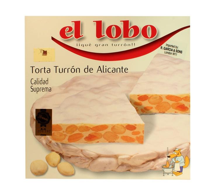 Torta Turron De Alicante.........yummy Spanish dessert