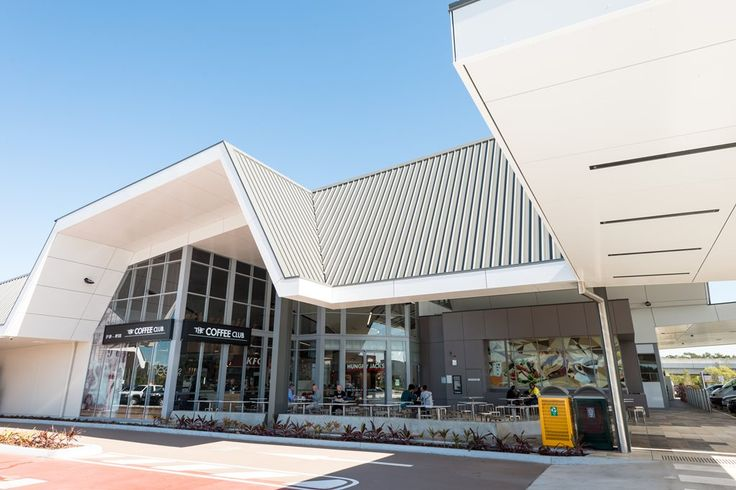 Beyond petrol pumps and fast food: BNE Service Centre by ThomsonAdsett | Architecture And Design