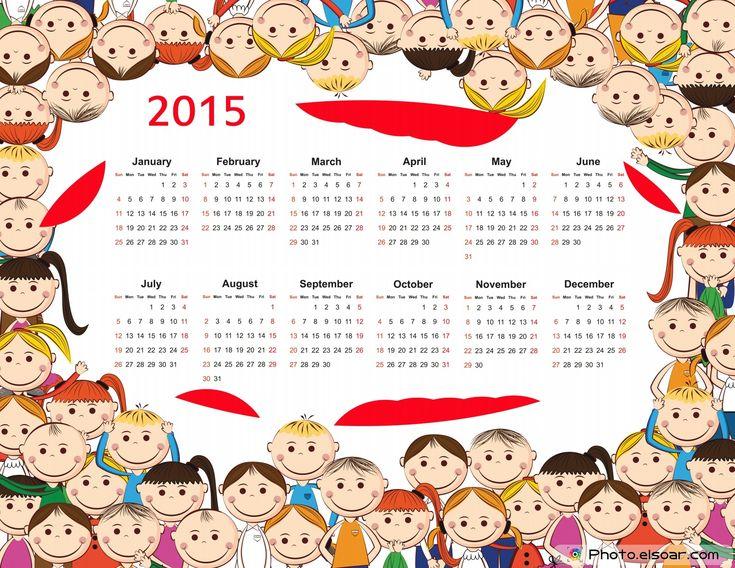 Hình nền 2015 dành cho bé yêu - 06