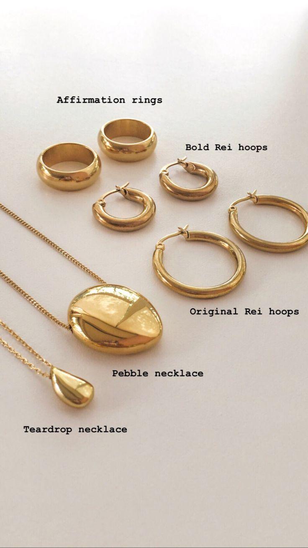 The Hexad Jewelry
