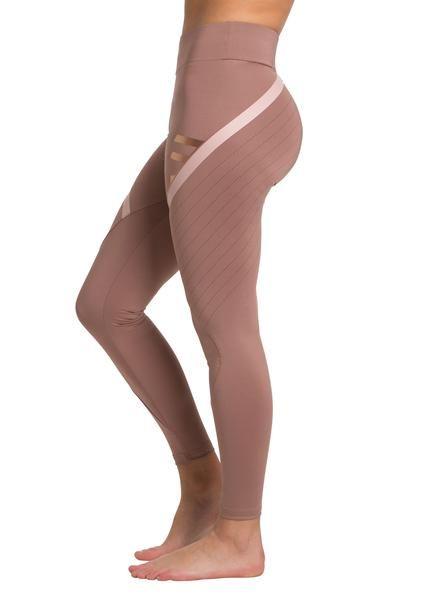 a23fd0f1b1b2f6 Limited Edition - Rose Gold Dusky Leggings | Aztec Diamond ☻ | Pink leggings,  Equestrian style, Leggings
