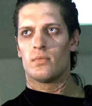 Clancy Brown as Victor Kruger in Highlander.  Another villain who is more interesting than the hero.