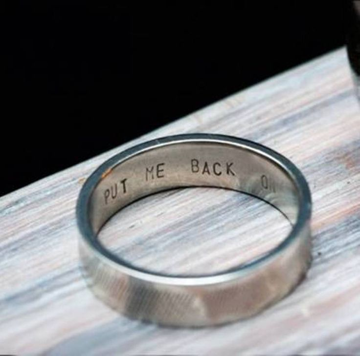 wedding ring engraving ideas words