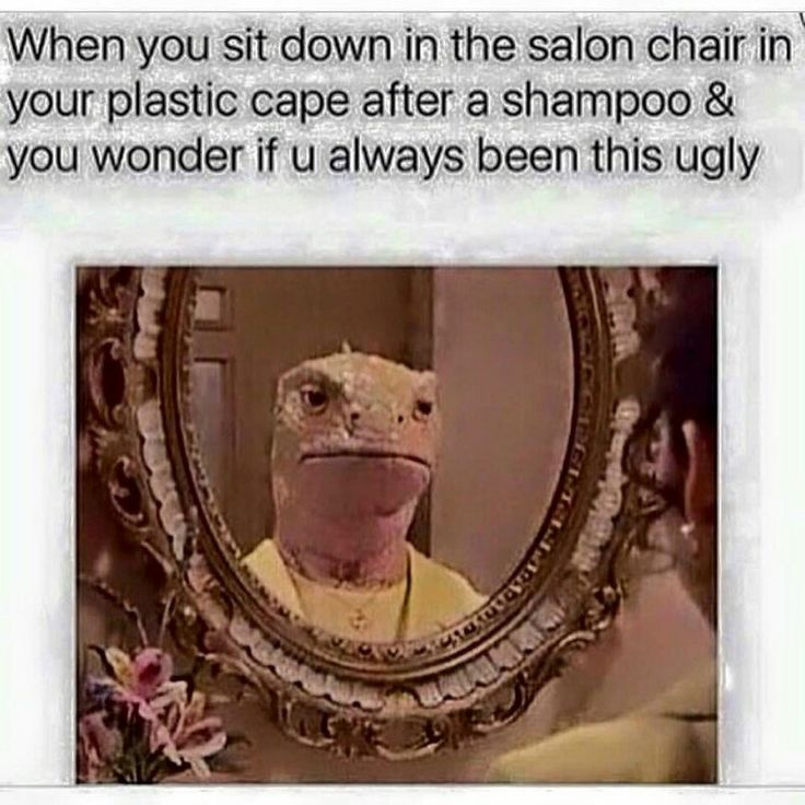 ALWAYS! I think it's the biggest reason why I despise getting my hair cut and wait so long in between.