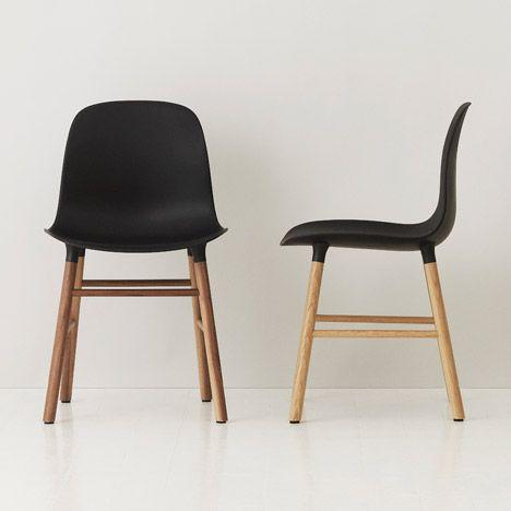 Normann Copenhagen launches Form furniture by Simon Legald.