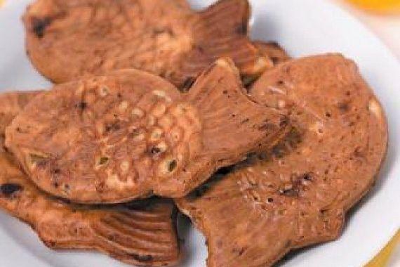 Апельсиновое печенье с шоколадной крошкой : Мультипекарь REDMOND RMB-M602