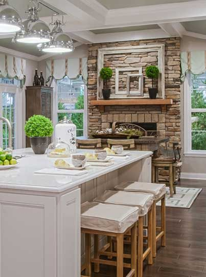 Learn The Four Steps To Designing Your Home With Fischer Homes And Their  Lifestyle Design Center
