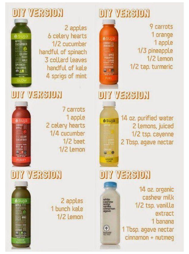 Diy 3 Day Suja Juice Cleanse Suja Wellness Shots Sujawellnessshots In 2021 Detox Juice Detox Diet Healthy Detox Cleanse