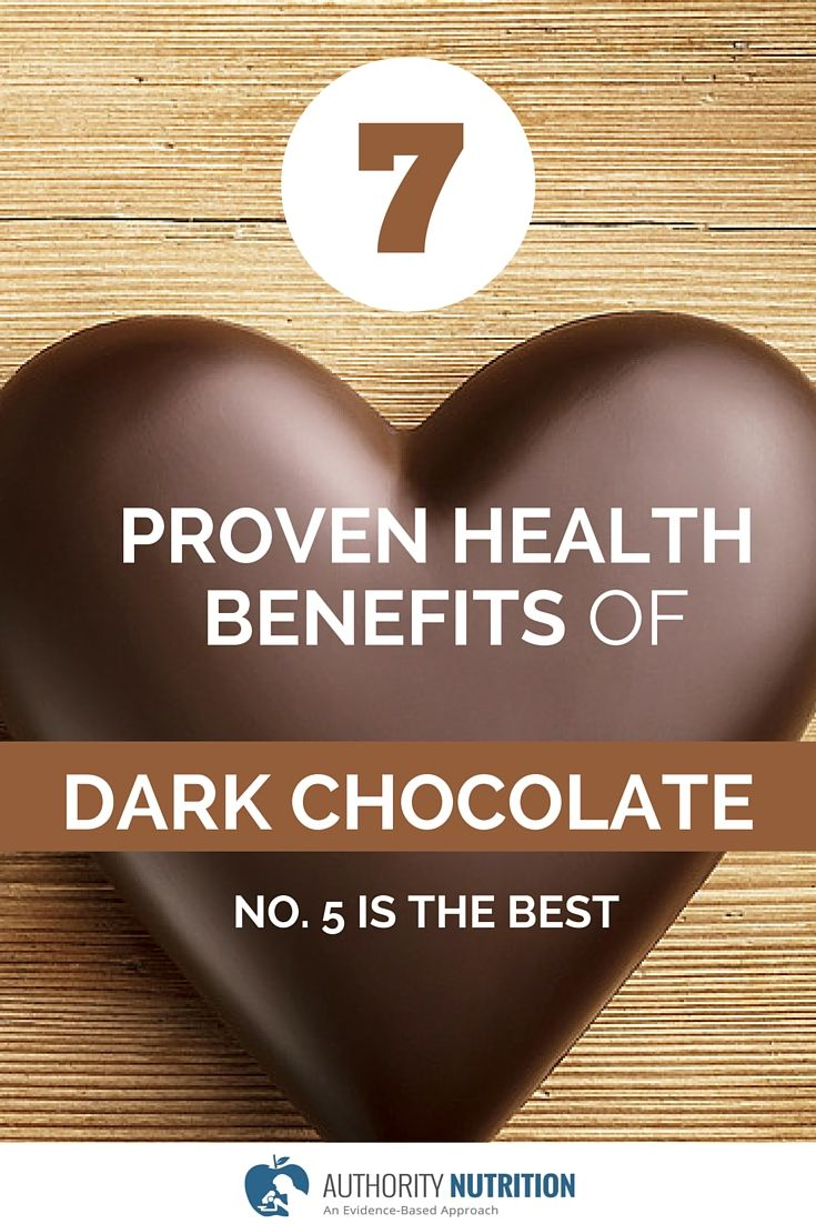 This article takes a detailed look at dark chocolate and its health benefits. It is actually loaded with antioxidants and beneficial nutrients. Learn more here: http://authoritynutrition.com/7-health-benefits-dark-chocolate/