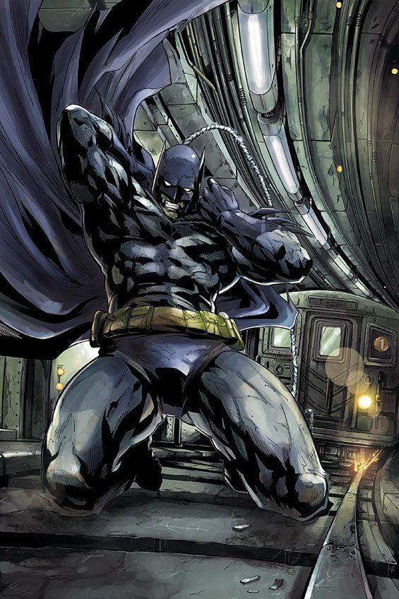 Batman: Journey Into Knight #3
