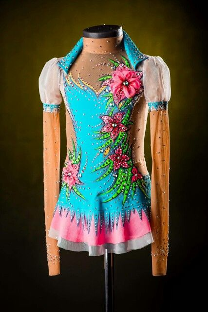 Leotard for next competition