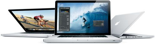 13-Inch, 15-Inch and 17-Inch Unibody MacBook Pro Models