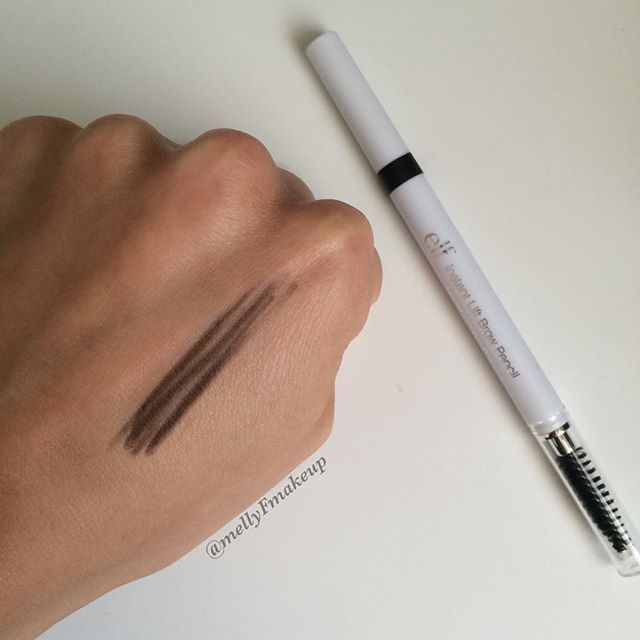 Elf Instant Lift Brow Pencil In Deep Brown Follow My Instagram Mellyfmakeup For More Beautytipsforeyeb Elf Eyebrow Pencil Brown Brow Pencil Elf Brow Pencil