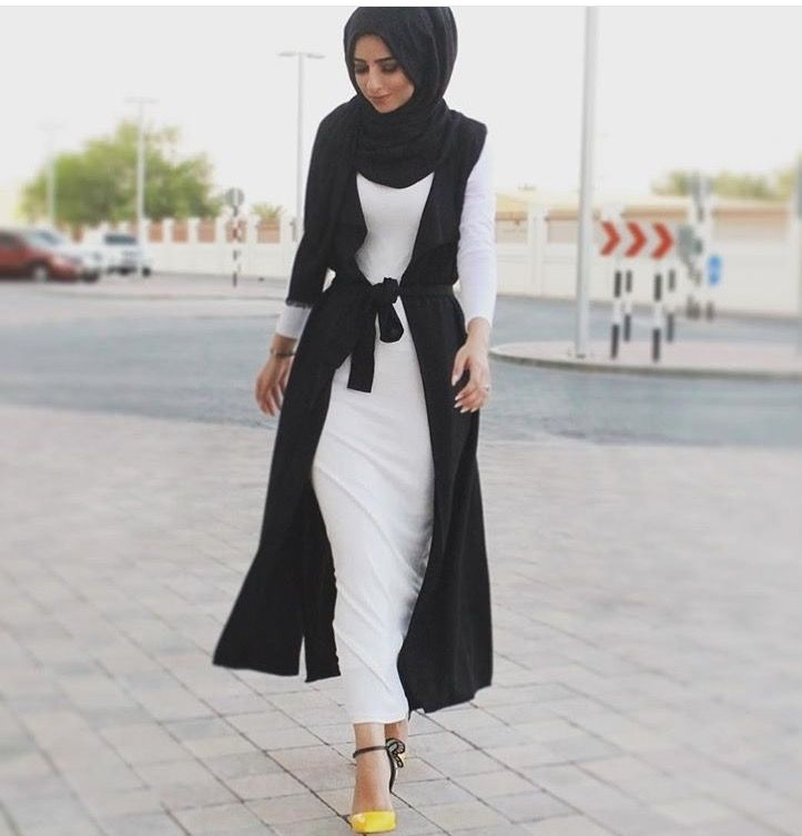 Cute And Simple Hijab Swagg Pinterest Chang 39 E 3 Silhouette And The O 39 Jays