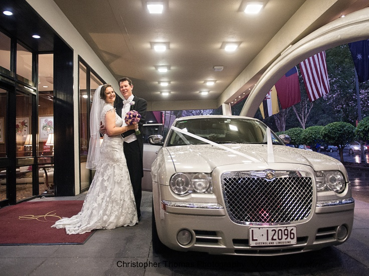 Brisbane Wedding Photography - Royal on the Park, Christopher Thomas Photography