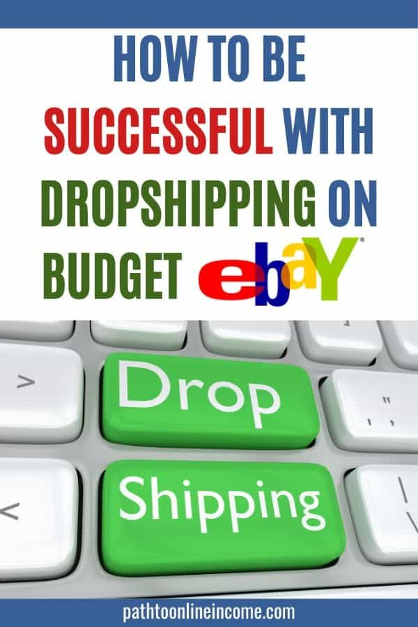 How To Start Dropshipping Without Money On Ebay In 2020 Dropshipping Drop Shipping Business Advertising Costs